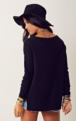 Feel The Piece Cashmere Boxy Pullover