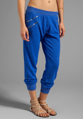 So Low Dancer's Warm-Up Fleece Slouchy Pant