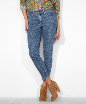 Levi's Levi's® x Liberty High Rise Ankle Skinny Jeans