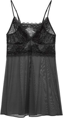Wacoal Lace Perfection Grey Chemise