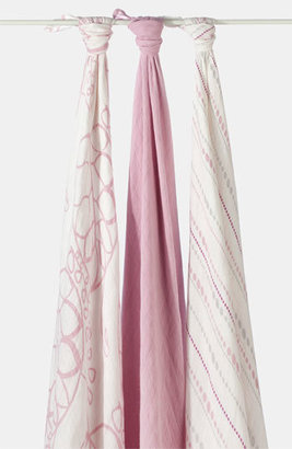 Aden + Anais Swaddling Cloths, 3-Pack $45 thestylecure.com
