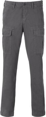 Save Khaki Slate Slim Cargo Pants