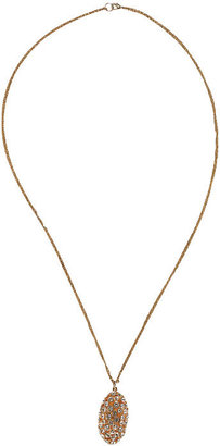 Delia's Golden Egg Necklace Item#: 153511