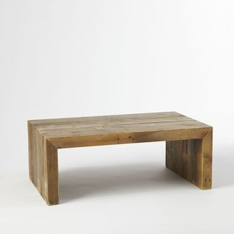 west elm Emmerson® Reclaimed Wood Coffee Table