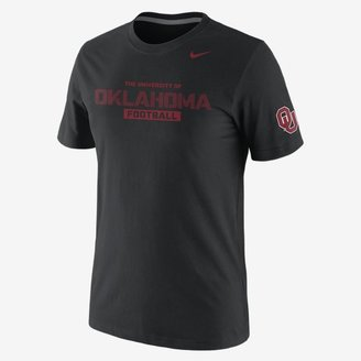 Nike Practice Team Issue (Oklahoma) Men's T-Shirt