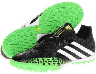 adidas Predator Absolado LZ TRX TF (Black/Running White/Ray Green) - Footwear