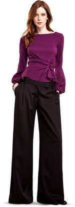 Max Studio Wide Leg Pants