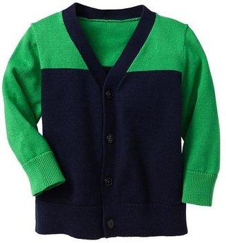Gap Colorblock cardigan