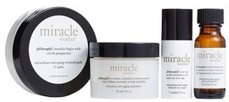 Philosophy 'Miracle Worker' Trial Kit $45 thestylecure.com