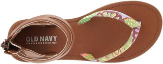 Old Navy Girls Double Ankle-Strap Sandals
