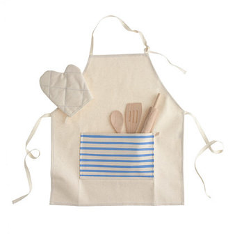 J.Crew OdetteTM Williams chef's apron set