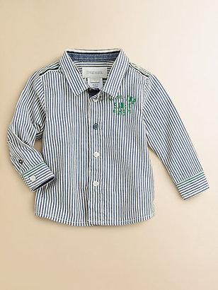 Diesel Infant's Striped Shirt