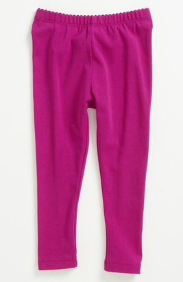 Tea Collection Skinny Stretch Leggings (Baby Girls)