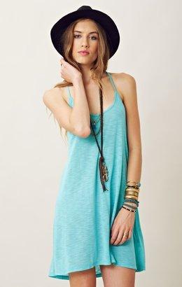 Blue Life KEY HOLE DRESS