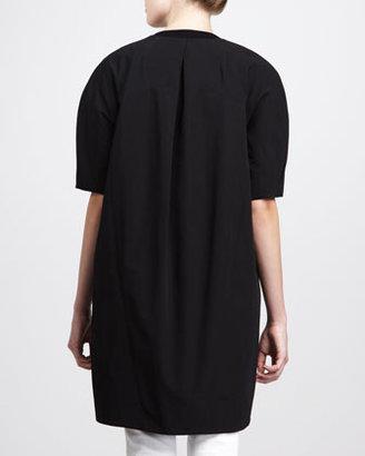Jason Wu Half-Sleeve Tech Jacket