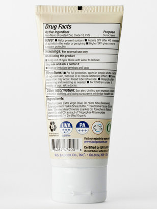 American Apparel Badger Products Unscented Spf 30 Natural Sunscreen 2.9Oz