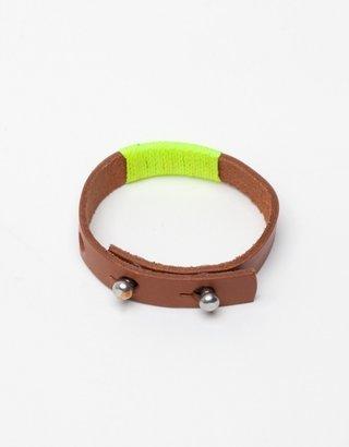 Color Blocked Bracelet