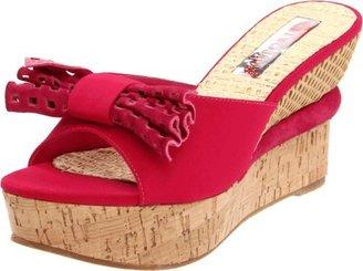 Two Lips Women's Romance Wedge Sandal