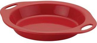 Rachael Ray Pie Dish, Red