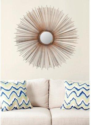 "Safavieh Handmade Art Copper Sunburst 41-inch Decorative Mirror - 40.8"" x 40.8"" x 0.8"""
