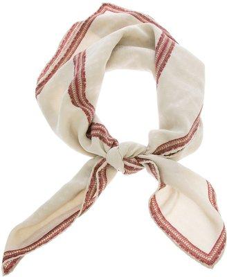 Chanel foulard scarf