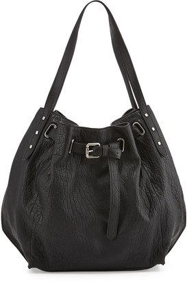 Kooba Eva Leather Tote Bag, Black