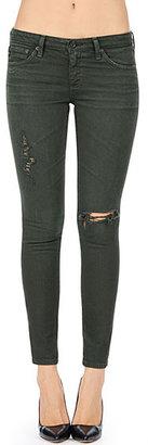 AG Jeans The Legging Ankle - Destroyed Hemlock