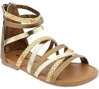 Old Navy Metallic Gladiator Sandals for Baby