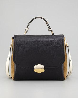 Marc by Marc Jacobs Spot On Liz Colorblock Bag, Black/Multi