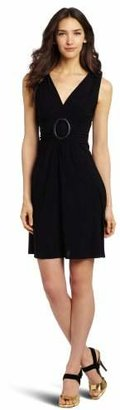 Star Vixen Women's Sleeveless O-Ring Dress