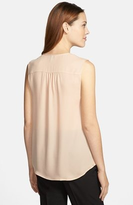 Joie 'Opalina' Sheer Silk Blouse