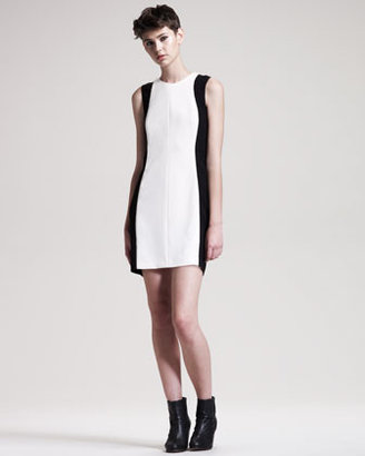 Rag and Bone Rag & Bone Dupont Colorblock Dress