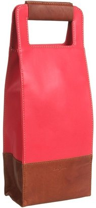 Cole Haan Double Wine Tote (Tango Red/Woodbury) - Bags and Luggage