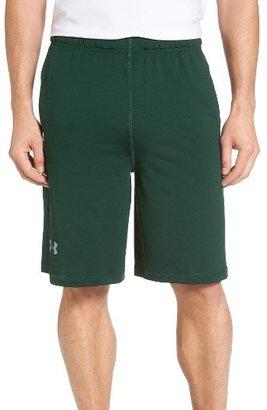 Men's Under Armour 'Raid' Heatgear Loose-Fit Athletic Shorts $29.99 thestylecure.com