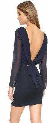 Bec & Bridge Reversible Freya Drape Dress $235 thestylecure.com