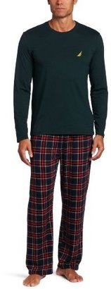 Nautica Men's Boxed Pajama Gift Set