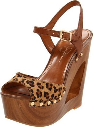 Jessica Simpson Women's Js-Nella Wedge Sandal