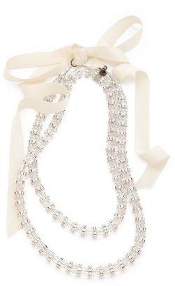 Erickson Beamon Thin Ice Necklace