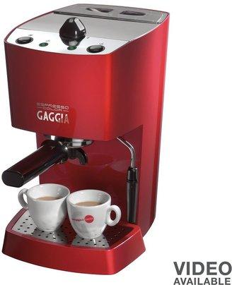 Gaggia espresso color espresso maker