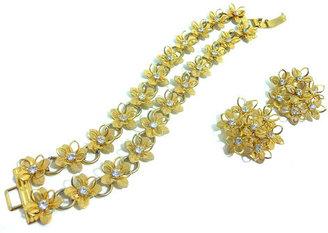 Dorothea's Closet 60s Bracelet & Earrings