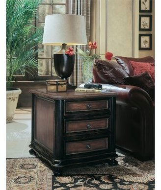 Hooker Furniture Preston Ridge 3 Drawer Nightstand