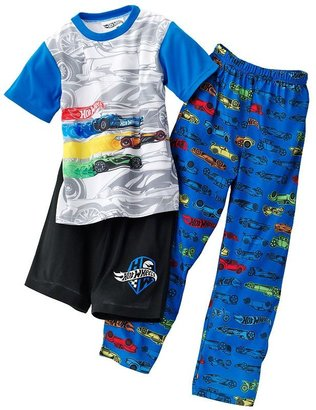 Hot Wheels 3-pc. pajama set - boys