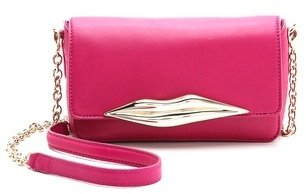 Diane von Furstenberg Flirty Mini Cross Body Bag