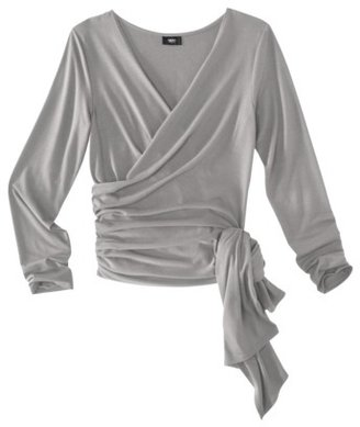 Mossimo Women's Multi Wrap Convertible Top - Assorted Colors
