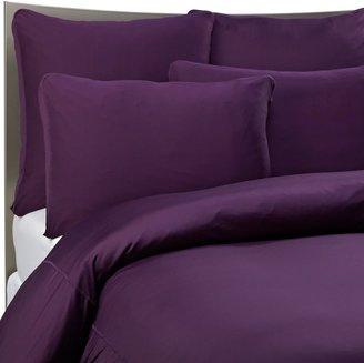 Bed Bath & Beyond SHEEX® Performance Bedding Duvet Cover Set in Plum