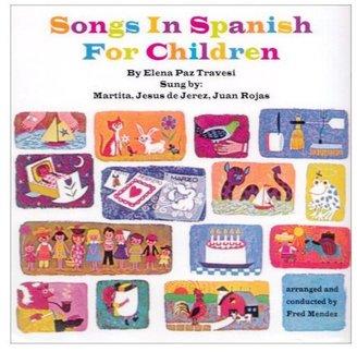 Sony Songs In Spanish For Children