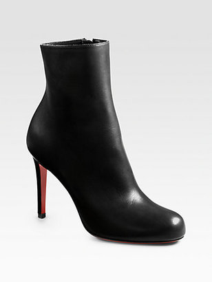 Christian Louboutin Simple 100 Ankle Boots