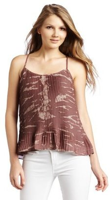 Parker Women's Pleated Cami Shirt