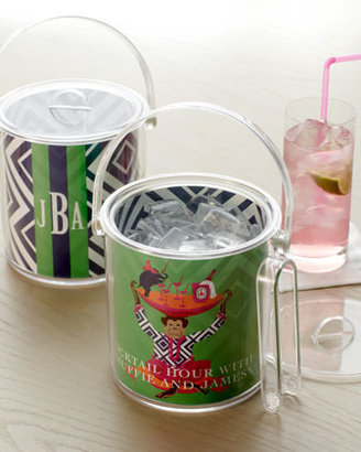"Iomoi Coakley Cay"" Ice Bucket"