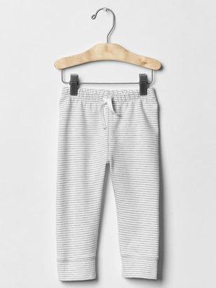 Gap Favorite terry stripe pants